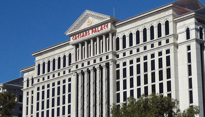 Conoce el Hotel Caesars Palace, el mítico escenario del box mundial