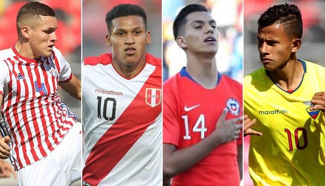 Partido Colombia Sub 20 Hoy En Vivo: Sudamericano Sub-20 2019 EN VIVO Fecha 2: Horarios De
