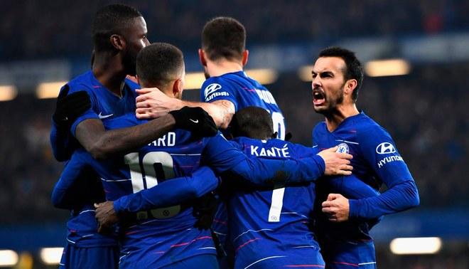 Chelsea venció 2-1 a Tottenham y por penales clasificó a la Final de la Carabao Cup 2019 [RESUMEN Y VIDEO]