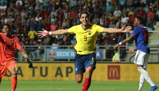 Ecuador venció 1  a 0 a Colombia  por el hexagonal final del Sudamericano Sub 20 [RESUMEN Y GOLES]