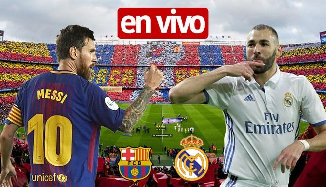 Barcelona Vs Real Madrid Ver En Vivo Online Hoy Aqui Por Directv Donde Cuando Y Como Ver Copa Del Rey Con Messi Desde El Camp Nou Guia Tv