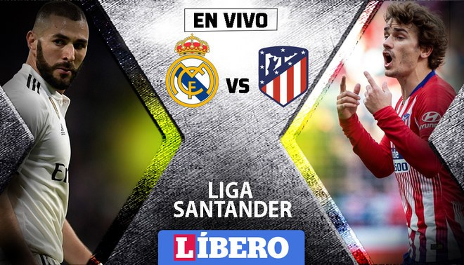 Real Madrid Vs Getafe En Vivo Online Directv Tv En Directo: Real Madrid Vs Atlético De Madrid EN VIVO GRATIS LaLiga
