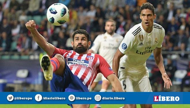 5abd71b9f8096 Real Madrid vs Atlético Madrid ONLINE GRATIS vía TDN EN VIVO México  a qué  hora juega y qué canal ver EN DIRECTO La Liga 2019