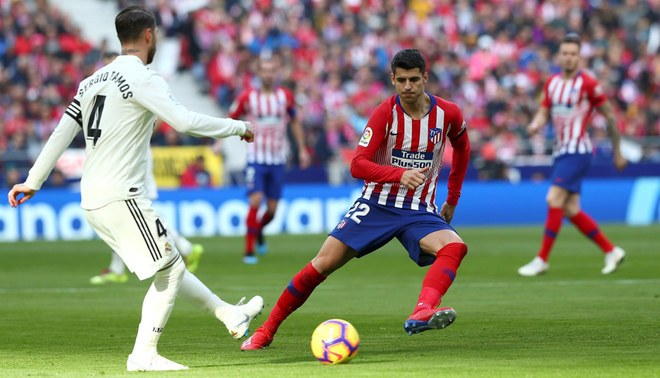 Image Result For Atletico Madrid X Real Madrid En Vivo Tv