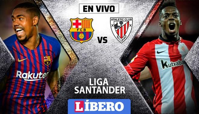 VER Barcelona vs Athletic Club Bilbao EN VIVO ONLINE EN ...