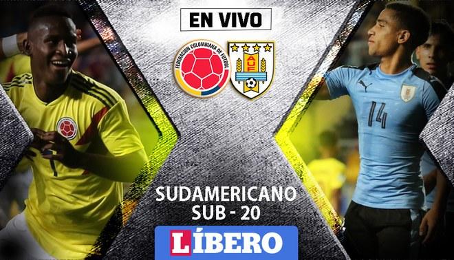 Colombia Vs Uruguay Sub 20: VER Colombia Vs Uruguay EN VIVO ONLINE EN DIRECTO Vía