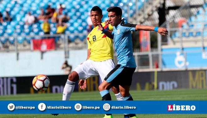 Colombia Vs Uruguay Sub 20: Uruguay Clasificó Al Mundial De Polonia Sub-20 Y Juegos