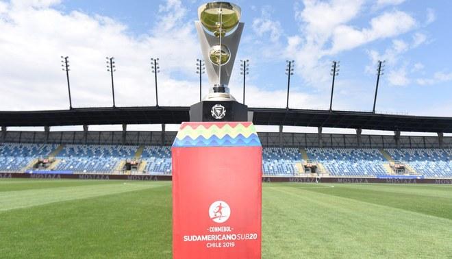 Clasificados Al Mundial Sub 20: Sudamericano Sub-20: Tabla De Posiciones Y Resultados De