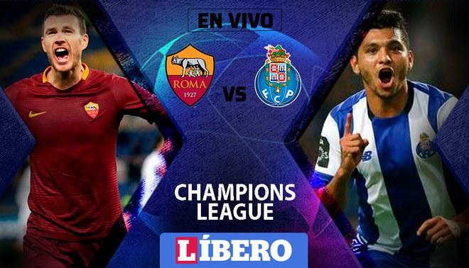 Image Result For Roma Fc Porto Youtube En Vivo
