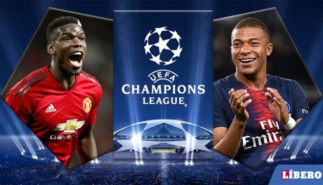 Image Result For Vivo Manchester United Vs Psg En Vivo Online Uefa