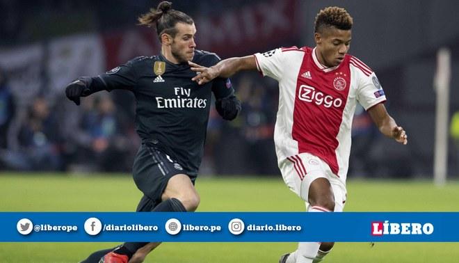 Image Result For Madrid Vs Ajax Gratis Online