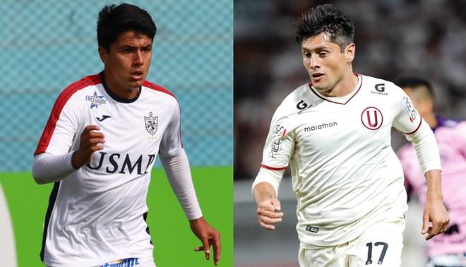 """Universitario: Los dos jugadores que gustan a Nicolás Córdova como """"10"""""""
