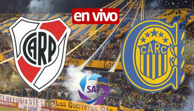 Resultado de imagen para Rosario Central vs River Plate
