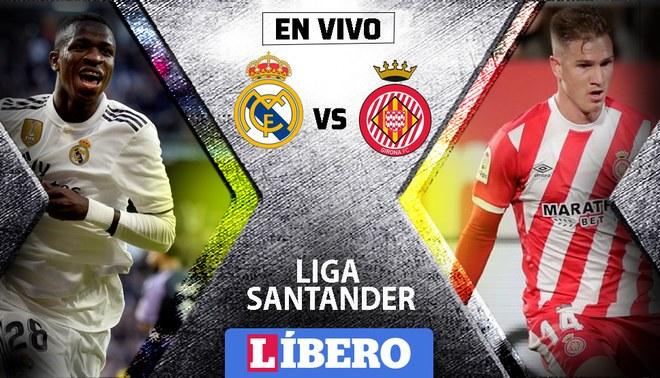 Ver Girona Real Madrid Online Gratis