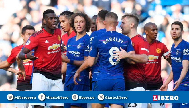 Image Result For Manchester United Vs Chelsea En Vivo Sin Tv