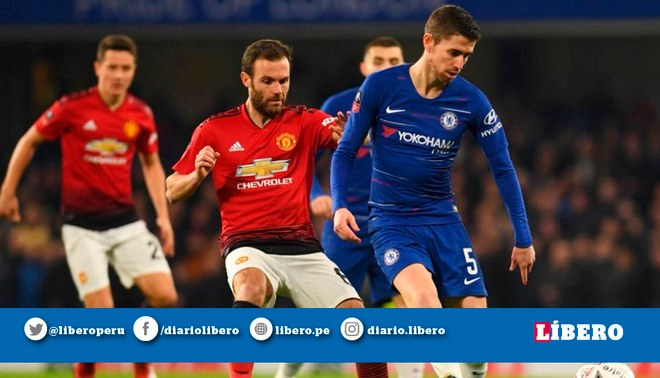 Image Result For Ver Manchester United Vs Chelsea En Vivo Online Gratis