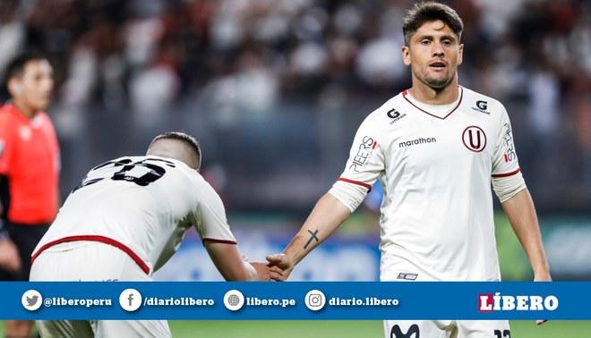 Universitario cerca de concretar la vuelta de Diego Manicero para la Liga 1  Movistar bb0e242069821