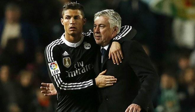 Cristiano Ronaldo: Carlo Ancelotti y su ejemplar respuesta a Enrique Cerezo sobre las Champions del Real Madrid