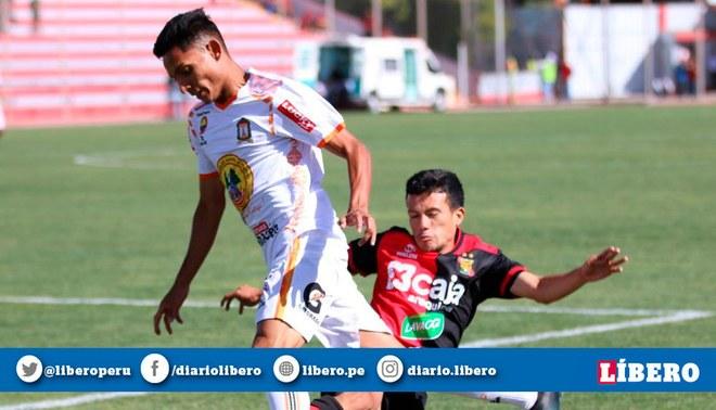 Ayacucho FC igualó 1-1 ante FBC Melgar por la jornada 2 de la Liga 1