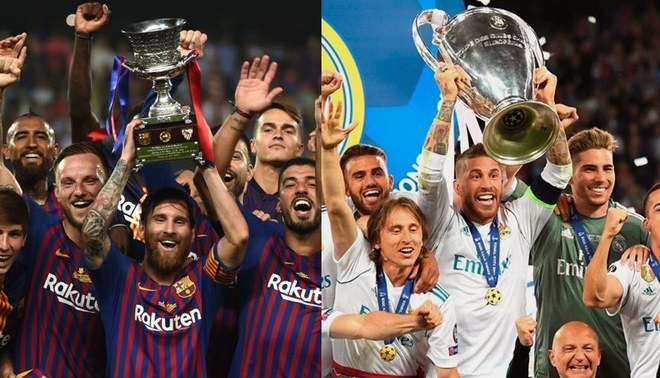 Image Result For Vivo Barcelona Vs Real Madrid En Vivo Vivo Roja Directa