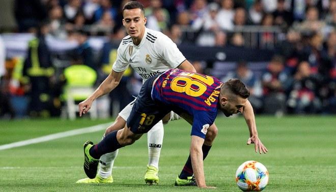 Real Madrid Vs Barcelona 2018 Online Tarjeta Roja Tarjetas Relacionadas