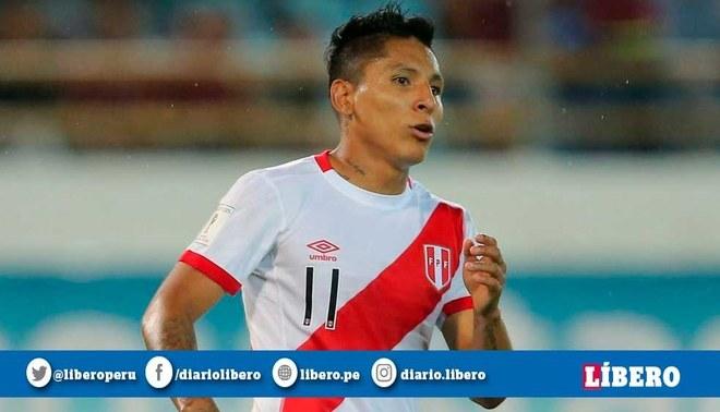 Raúl Ruidíaz no fue convocado en la Selección Peruana y Gareca explicó el motivo