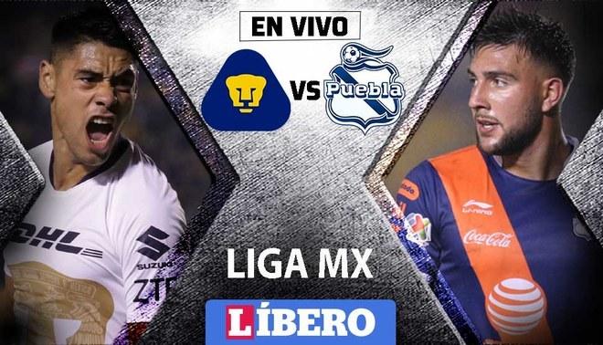 Pumas Unam Perdio 1 0 Ante Puebla Por Fecha 11 De Liga Mx Resumen