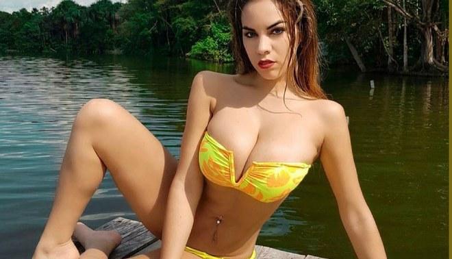 Instagram Aida Martínez Publica Foto Desnuda En Redes Sociales