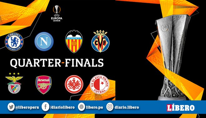 Europa League 2019 Detail: VER Sorteo De La Europa League 2018-19 EN VIVO ONLINE EN