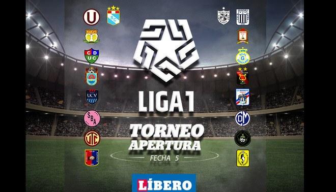 Mira la programación de la fecha 5 de la Liga 1 Movistar 06ebcb5b3d1ef