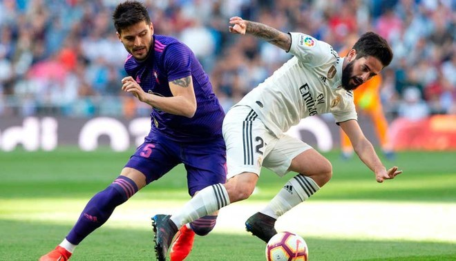 Celta Vigo Vs Real Madrid 2019 En Vivo Gratis
