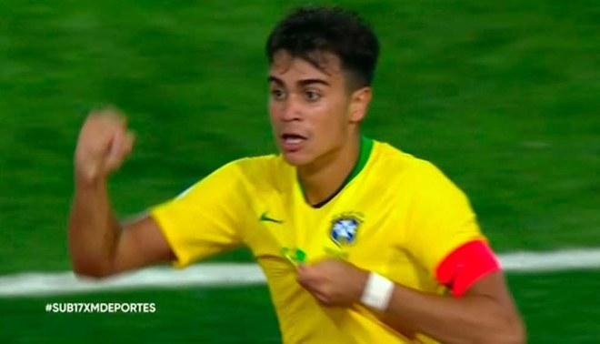 Youtube | Brasil vs Colombia Sub-17 EN VIVO: Reinier Jesus anotó golazo para el 2-1 por el Grupo B del Sudamericano Sub-17 vía Movistar Deportes | Yt
