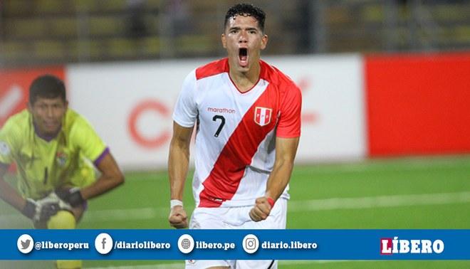 Perú buscará su clasificación al hexagonal del Sudamericano sub 17 ante Ecuador