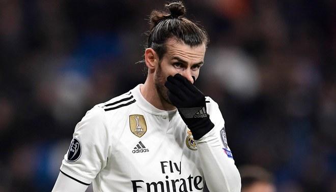Gareth Bale parece alejarse del Real Madrid para el siguiente mercado europeo
