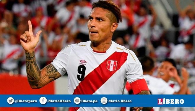d346c64212e10d Paolo Guerrero está a solo unas horas de volver a los terrenos de juego y  Ricardo Gareca lo observará a detalle para su vuelta a la Selección Peruana.