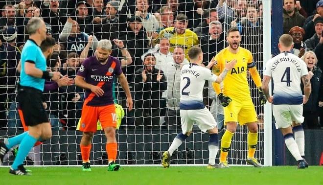 Manchester City Vs Tottenham Hotspur 2019 En Vivo Por Internet