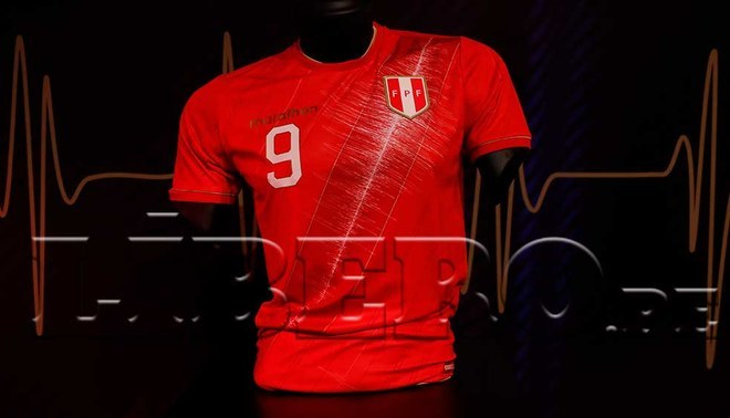 038881ca5a0f2b Selección Peruana y la camiseta especial que es edición limitada [FOTOS]