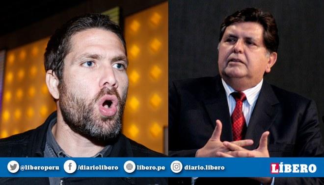 Alan García: Francisco Bazán indicó que el expresidente defendió su honor y el de su familia (Difusión)