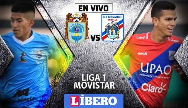 Binacional vs Mannucci EN VIVO: el 'poderoso del sur' va ganando 3-2 por la fecha 10 de la Liga 1 Movistar