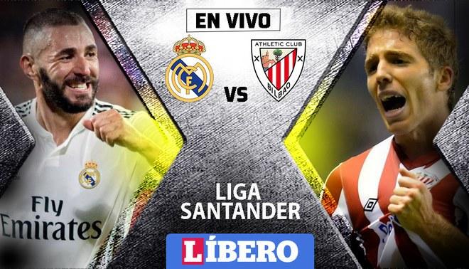 ¡ALINEACIONES CONFIRMADAS! Real Madrid vs Athletic Bilbao EN VIVO por la jornada 33 de LaLiga