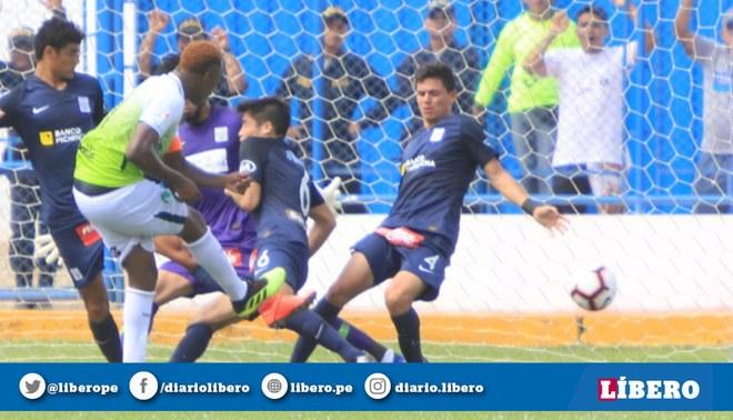 "Le pegó con ""Pana"": Tejada hizo un partidazo ante Alianza Lima"