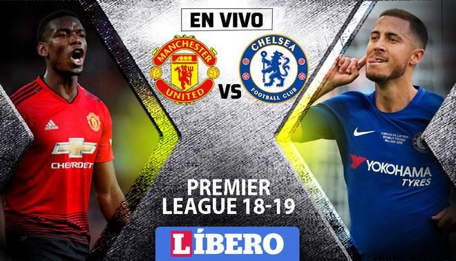 Image Result For Manchester United Chelsea En Vivo Online