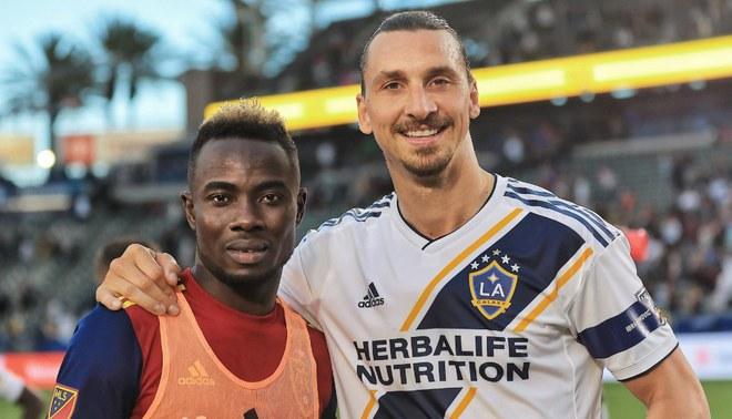¿Habrá algún peruano? MLS dio a conocer posible equipo con el que enfrentará al Atlético de Madrid. Créditos: @LAGalaxy