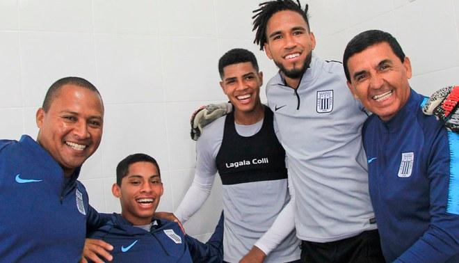 Alianza Lima y la alegría que se vivió en Lurrín por los llamados de Gallese, Quevedo y Cartagena