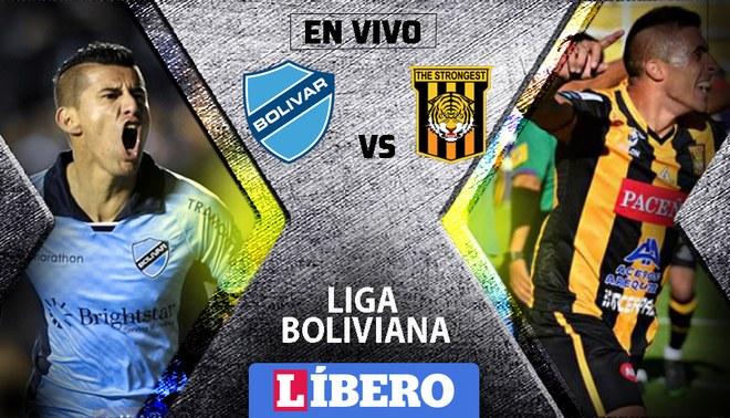 Bolivar vs the strongest en vivo