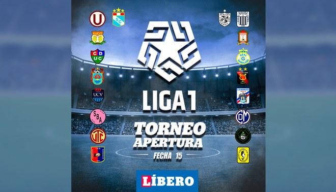 Liga 1 En Vivo en el Torneo Apertura 2019.