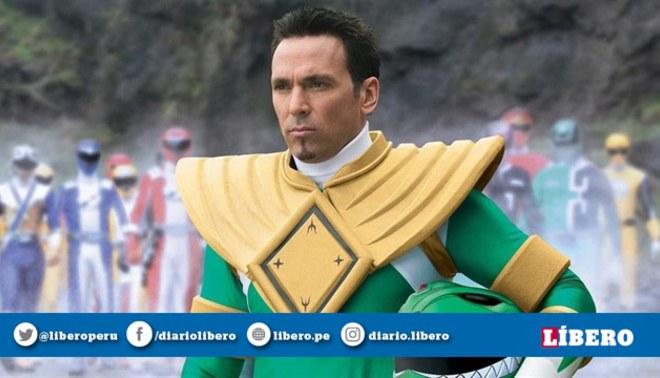 El power ranger verde viene al Perú para la Comic Con Lima 2019. Foto: Power Rangers