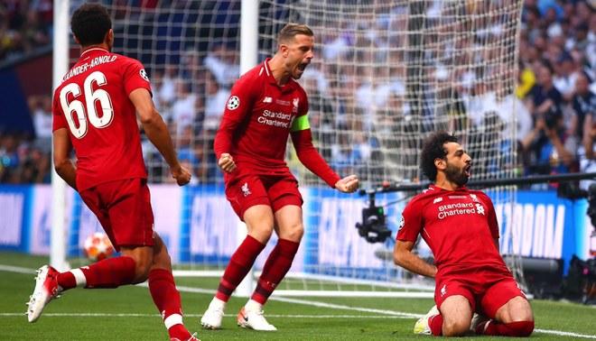 ¡Liverpool campeón! 'Reds' vencieron 2-0 al Tottenham y se quedaron con la Champions League [RESUMEN Y GOLES]