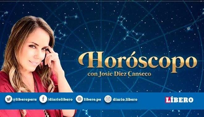 Horóscopo hoy de Josie Diez Cansecojueves 13de junio del 2019.