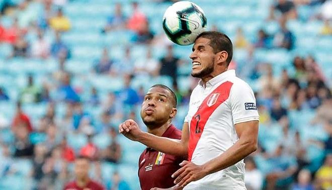 Selección peruana: Defensa trabajó de forma intenta en el balón parado con estos detalles